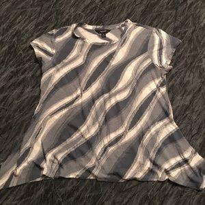 Verawang textured shirt